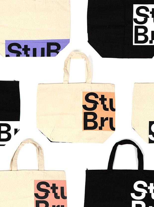 product launch stubru tote bag